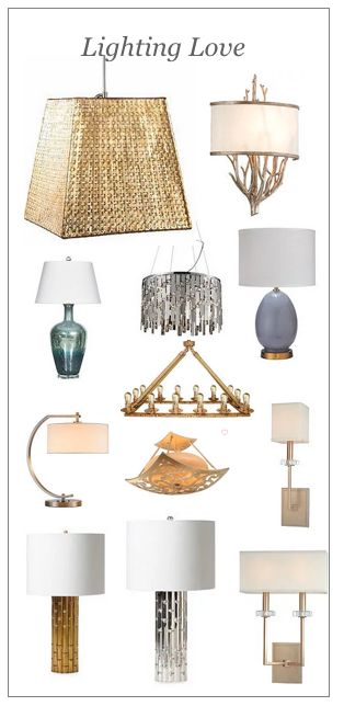 lighting styles. lots of new lighting styles today this is one my favorites