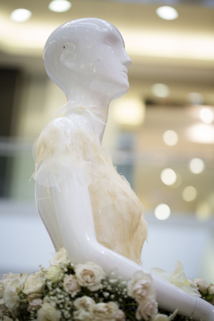 Created by Our Little Flower Company for the Effervé Mannequin.