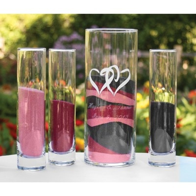 The Thank You Company - Linked Hearts Sand Ceremony Set - 4 Piece Set as low as $54.00, $54.00 (http://www.thankyou.on.ca/linked-hearts-sand-ceremony-set-4-piece-set-as-low-as-54-00/)