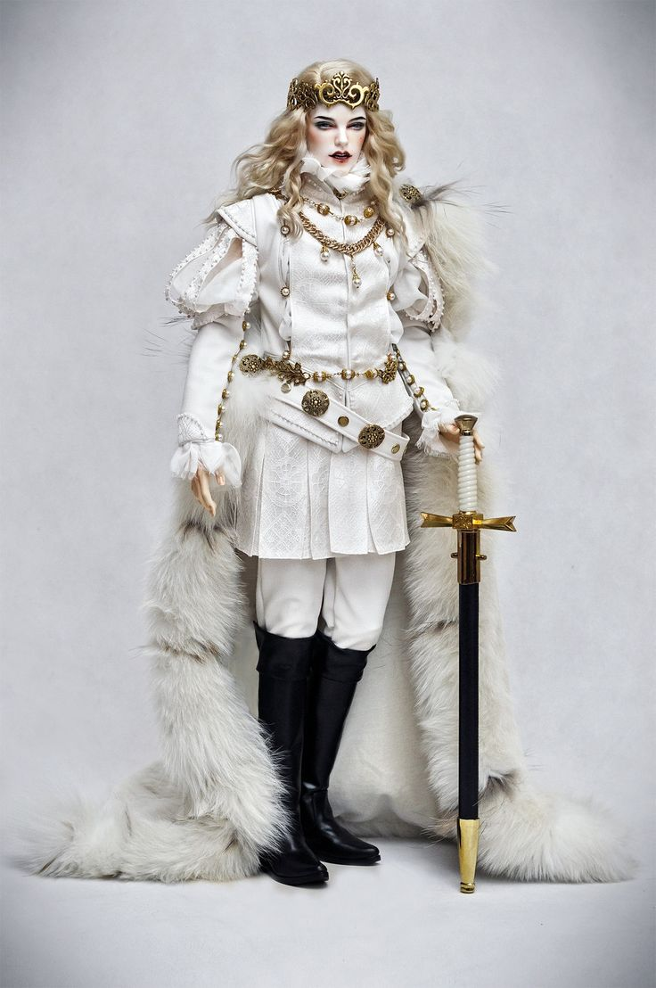 ball jointed doll costume - photo #19