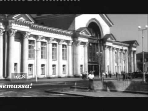 Suomelta varastettu Viipuri 1958 - YouTube