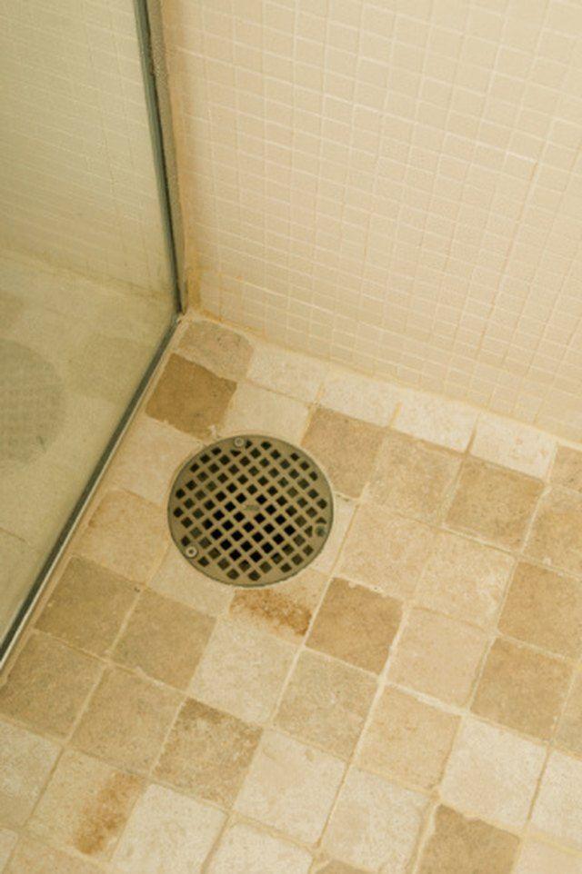 Why Does My Shower Drain Stink Fiberglass Shower Shower Floor