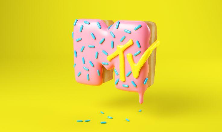 MTV Yummy Logo on Behance