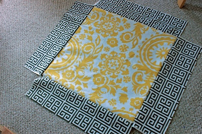 Mandy Made: Giant Floor Pillows