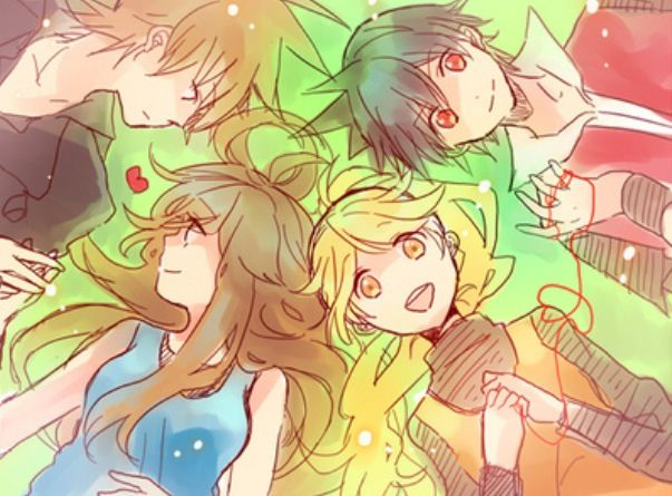 Pokemon Special - Red x Yellow and Green x Blue