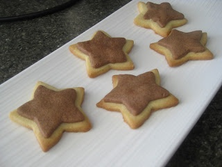 Mummy's Undeserved Blessings: Weekend Cookbook: Kiddy Star Biscuits {Cooking with kids}
