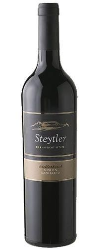 Kaapzicht Steytler Vision 2010 scores 83 points. #wine #SouthAfrica