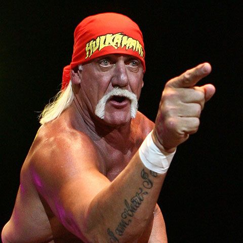 Hulk Hogan's comments were just sad & dumb more so than something that makes me mad.  World Exclusive: Hulk's N-Word Racist Rants Caught On Tape – Foul, Disgusting Tirade Leaks
