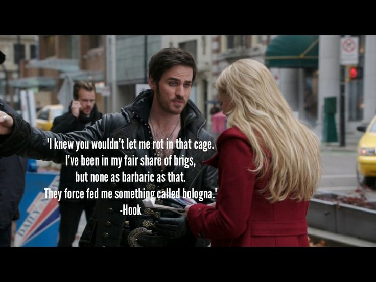 Once Upon A Time Quote S3:13. Ahahaha, also known as jail :P