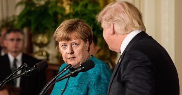 Σε δύσκολη τροχιά οι σχέσεις Γερμανίας - ΗΠΑ
