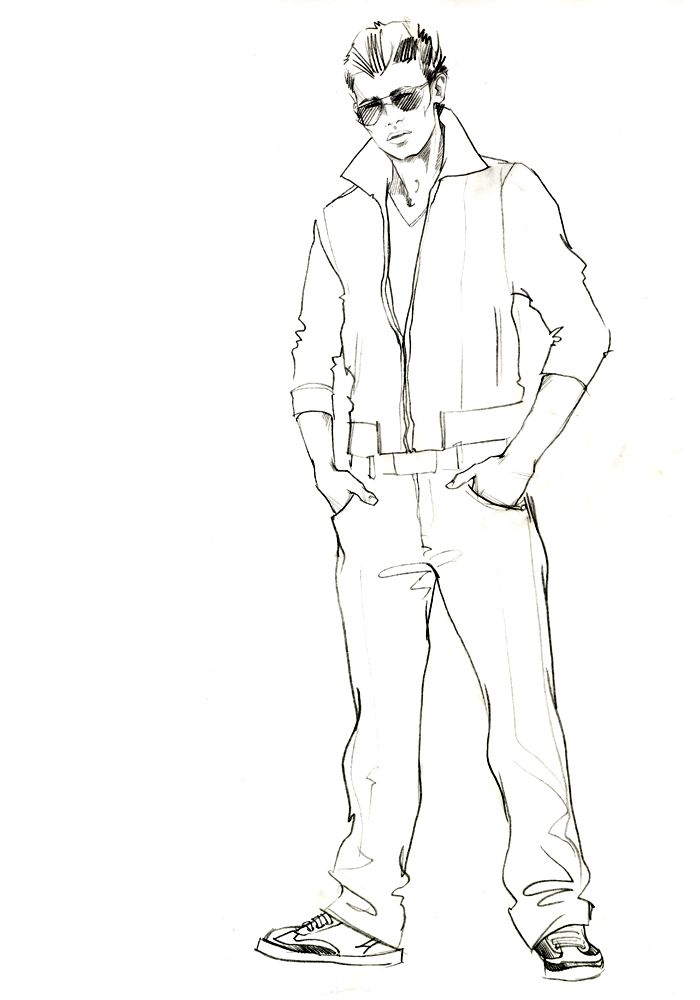 315 best images about fashion sketches men on pinterest