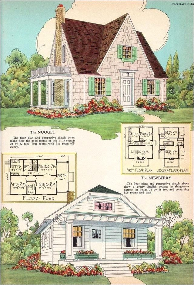Old Time House Plans Old Time House Fashioned Country Vintage Nice Looking 7 Small Antique Fa Small English Cottage Cottage House Plans Small House Inspiration