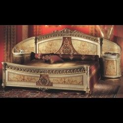 Luxury Beds Online, Queen and King Size Beds, King Bed Frames - Bernadette Livingston