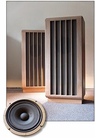 Auditorium A23'Hommage 755A speakers
