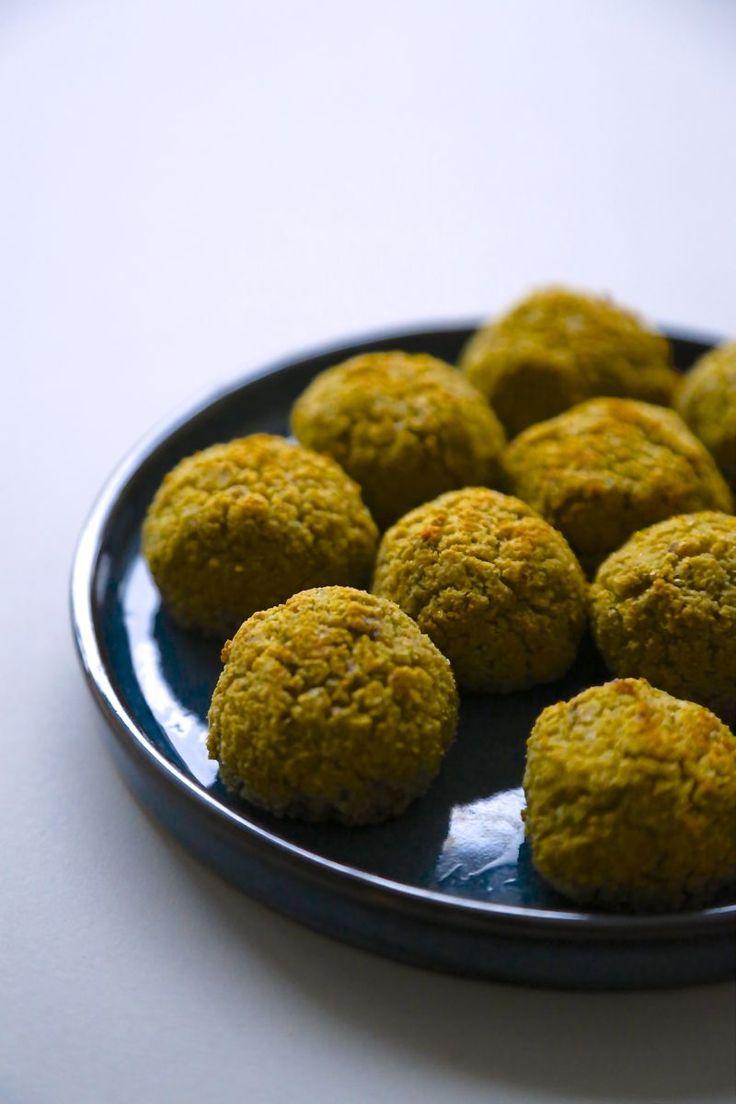 Vegan crunchy and spicy falafels <3