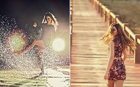 Resultado de imagem para book debutante 15 na praia