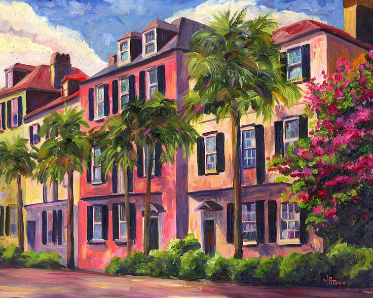 17 Best Images About Charleston Art On Pinterest