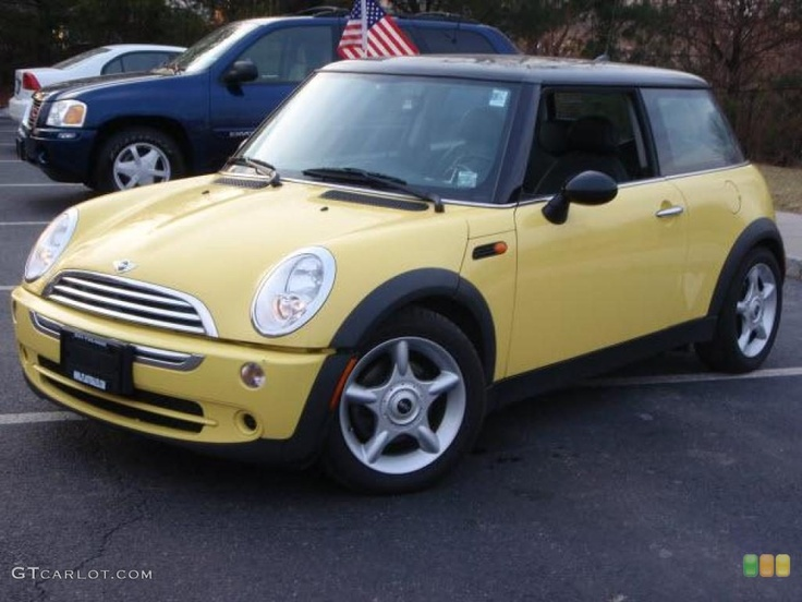 Best 25 Yellow mini cooper ideas on Pinterest  Mini cooper one