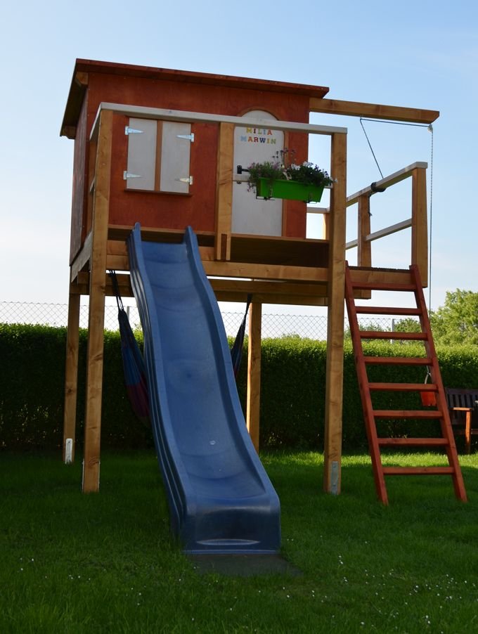 die besten 25+ kinder gartenhaus ideen auf pinterest | kinder, Gartengestaltung