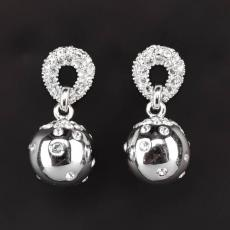Very nice earrings from the Mater Pharmacy
