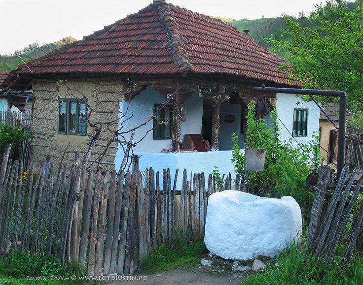 Casa traditionala veche din Buzau