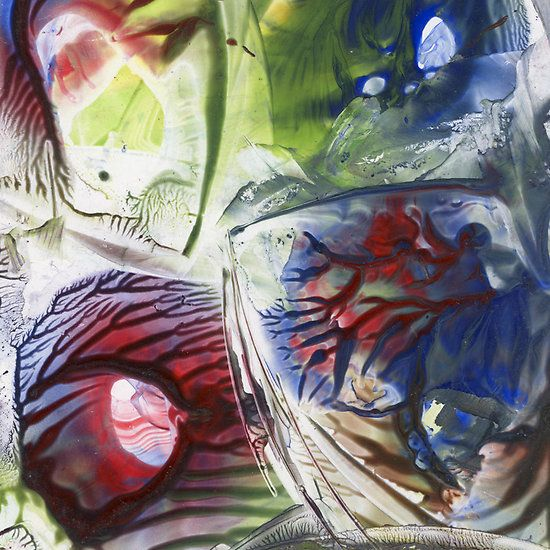 PHANTASMES <> Encaustic painting <> High quality cards, posters and more are available from RedBubble.