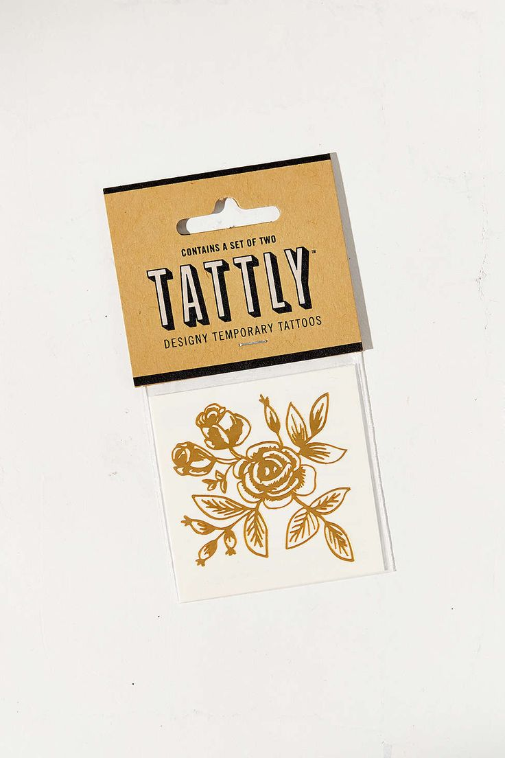 Henna Tattoo Urban Outfitters : Tattly gold foil temporary tattoos urban outfitters