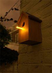 solar panel birdhouseGlow Sticks, Trav'Lin Lights, Attraction Insects, Night Lights, Solar Panels, Solar Birdhouses, Night Owls, Birds House, Bird Houses