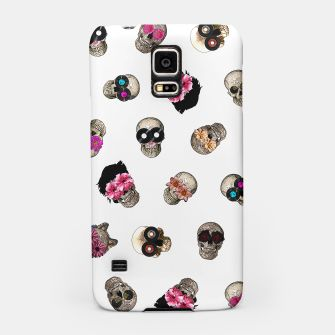 Samsung crazy skull phonecase , Live Heroes