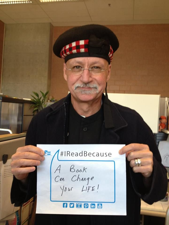 Cameron Knight #RHPL #Genealogy / #History room staff #IReadBecause a book can change your life!