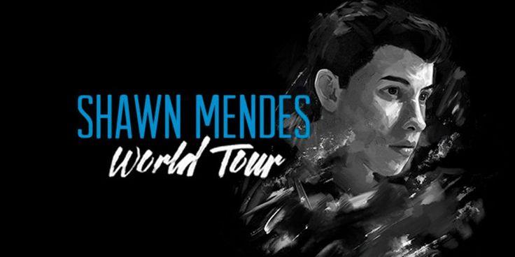 """Shawn Mendes Unveiled """"Illuminate 2017 World Tour"""" Dates - MuzWave"""