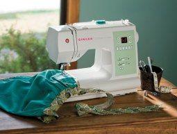 Macchina da cucire Singer Confidence 7467 - Una macchina per cucire completa e facile da utilizzare che ti permette di risparmiare moltissimo tempo, rendendo il cucito un fantastico hobby per tutti!