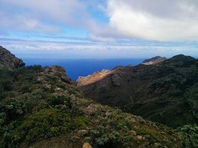 Anaga mountains, Tenerife, Canary Islands