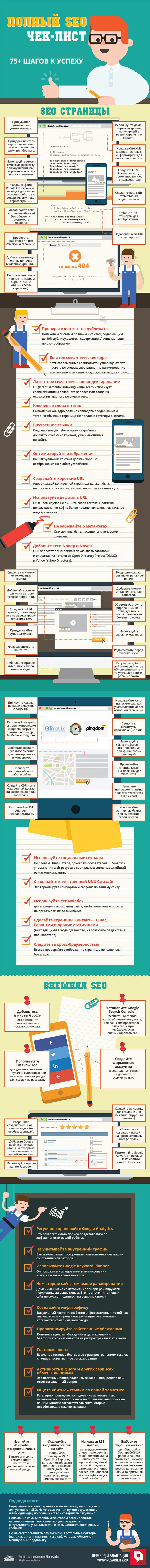 Оптимизация, поиск, SEO, ключевые слова, сайт, страница, инфографика, маркетинг