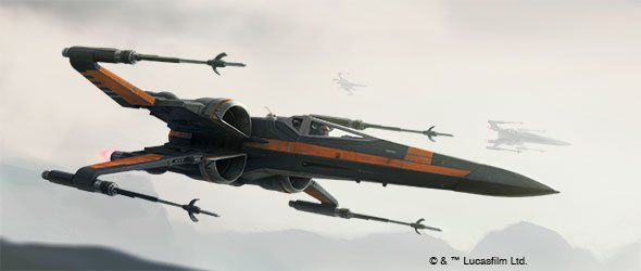 Star Wars -  X-Wing The Galaxy's Greatest A Preview of the Heroes of the Resistance Expansion Pack for X-Wing™