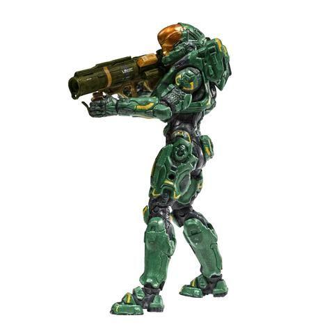 McFarlane Toys Halo 5 Guardians Series 2 Spartan Hermes Action Figure