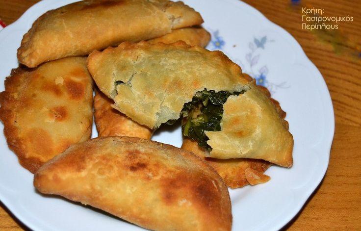 Χορτόπιτες ή βρουβόπιτες! - Κρήτη: Γαστρονομικός Περίπλους