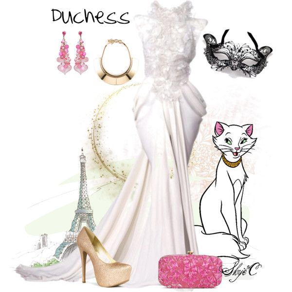 """Duchess Inspired Outfit"" by rubytyra on Polyvore"