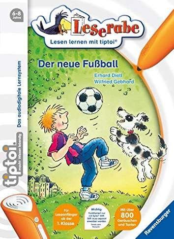 Ravensburger tiptoi Leserabe Der neue Fußball (tip toi der neu Ball)