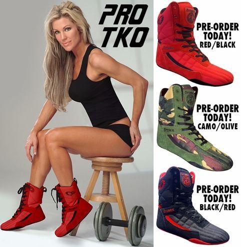 Otomix PRO TKO Boxing Combat Shoe