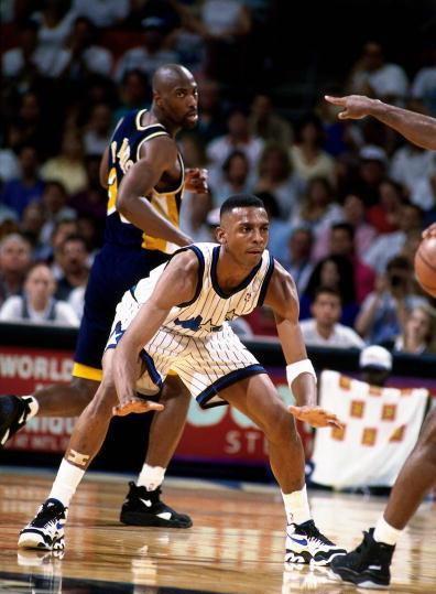 Anfernee Hardaway- 1994 NBA Playoffs  Free Information Make Money Online  http://ibourl.com/1nss