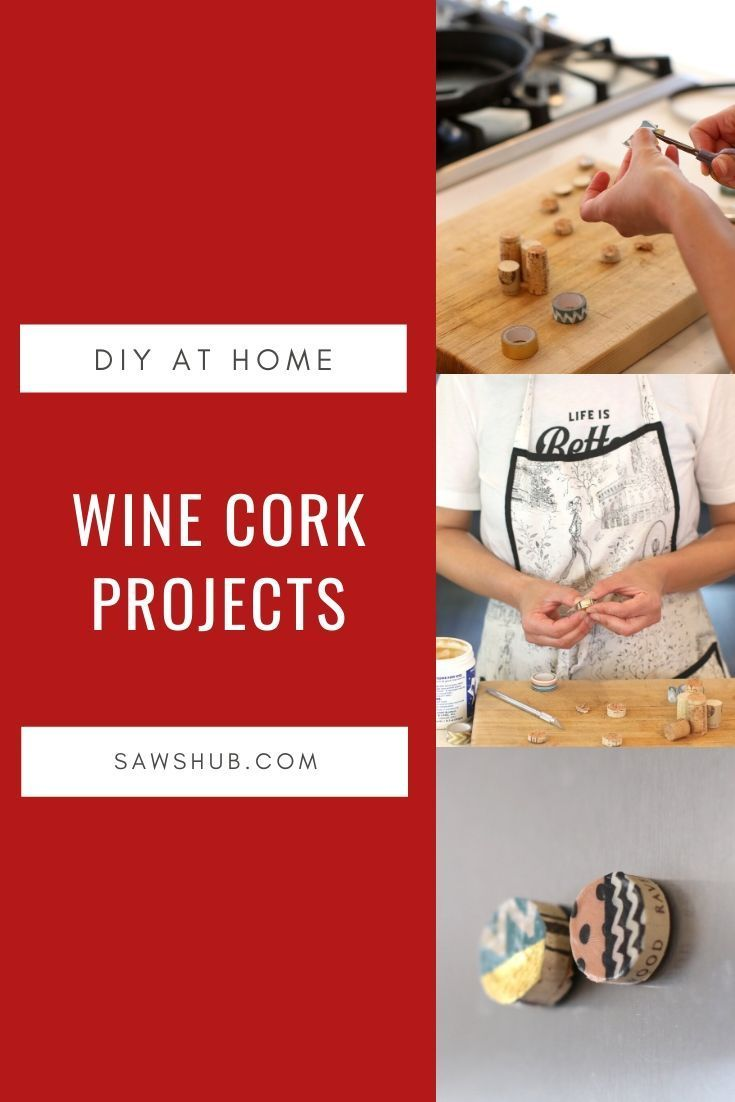 40 Diy Wine Cork Projects Fun Simple Home Crafts Sawshub In 2020 Diy Projects Gifts Spring Diy Projects Diy Kitchen Projects
