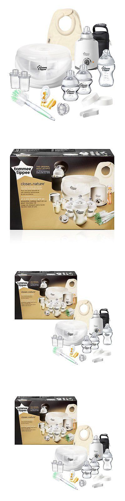 Baby Bottles 20402: Complete Starter Kit By Tommee Tippee Closer To Nature Bpa Free -> BUY IT NOW ONLY: $64.44 on eBay!
