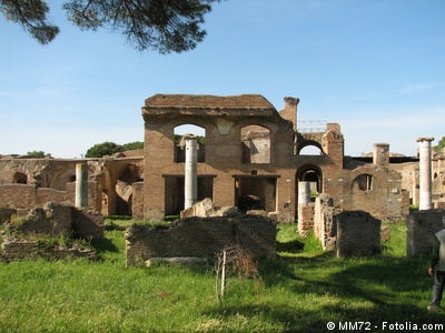 Ostia Antica, the original Rome. Make time to include this on your itinerary.