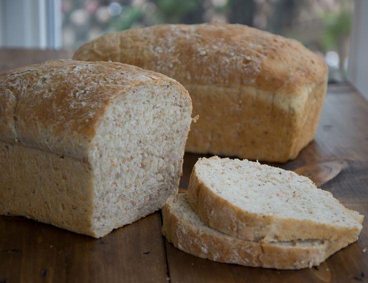 Multigrain-Honey-Bread