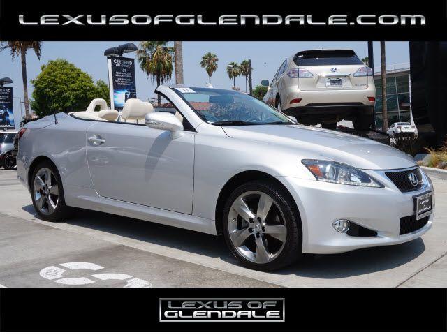 2011 Lexus IS C 250C - $24,988