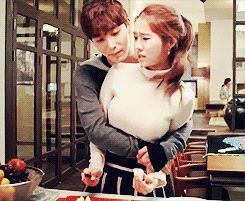 My Secret Hotel | Jin Yi-Han | Yoo In-Na | Kdrama | Gif