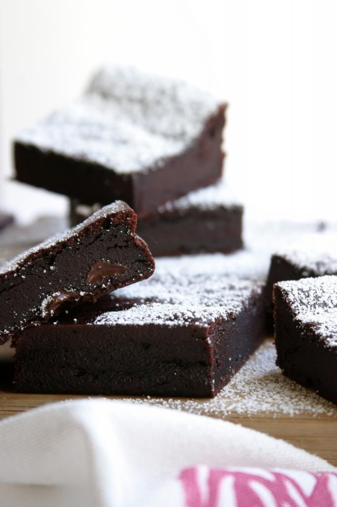 Dark Chocolate Beet Brownies - have some roasted beets standing by, seems like it was meant to be!