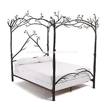 Snow Whites Bed :)
