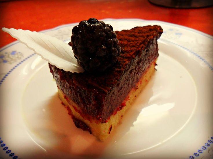 Szedres Csokoládé – Nyers torta